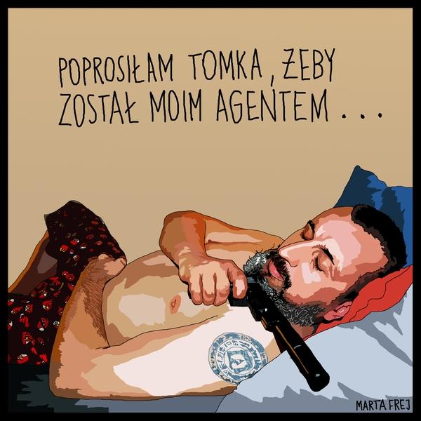 0004 agent tomek