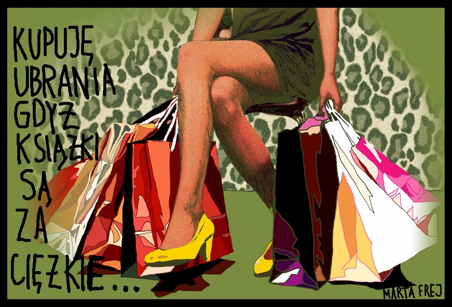 0126 kupuje ubrania